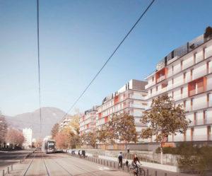 Terrasse Grenoble